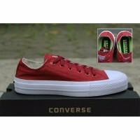 promo sepatu converse CT II CT 2 premium red tas pria wanita