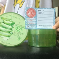 Nature Republic Aloe Vera 92% Soothing Gel 300ml Masker Aloevera
