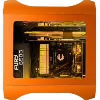 Bitfenix Prodigy M Window Orange Murah