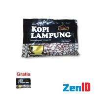 Kopi Lampung Siger 50 Gram Gratis 1 Sachet Kopi Lampung Siger 50 gram