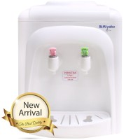 Dispenser Miyako Dispenser Air Miyako WD-185H Normal Panas Grnsi RESMI
