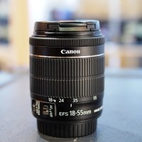 Canon EF-S 18-55mm f/3.5-5.6 IS STM Lens - Good Condition | 7732