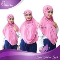 hijab kerudung jilbab instan flow
