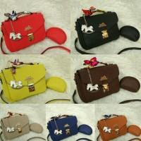 Cool22-00 Tas Sling Bag Selempang Branded Set Hermes Ashanty Metis