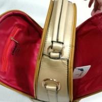 Cool22-00 Tas Wanita Fashion Branded Chanel Apple 2 Ruang Set Dompet