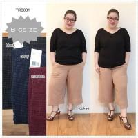 Celana wanita murah Celana Kulot Jumbo Kulot Bigsize Kulot Big Size