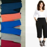 TERBARU celana panjang Celana kulot Bigsize ukuran xxl