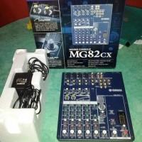Mixer Yamaha MG82Cx +efek utk Audio,karaoke,studio,recording
