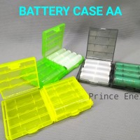 Battery Case For AA - AAA Size