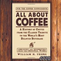 Jual HIASAN DINDING POSTER KAYU WALL DECOR CAFE COFFEE VINTAGE PAJANGAN Murah