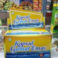 Kapsul Gamat Emas HEFI Original