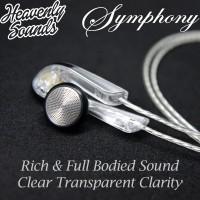 Heavenly Sounds Symphony 2018 Flagship Hi-Fi Premium & Elegant Earbuds