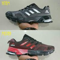 sepatu wanita adidas marathon tr 15 sepatu olahraga, lari, pink