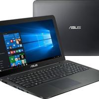 Laptop berkualitas terbaik. Asus X555BA win10-Amd A9/8GB/500GB/ new