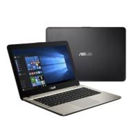 Laptop berkualitas terbaik. Asus x441uv i3 6006/4gb/500gb/nvidia