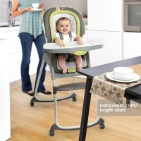 Bright Starts InGenuity Trio 3 in1 Deluxe High Chair Marlo T2909