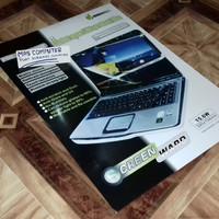 Anti gores laptop ukuran 15 inch dan 15,6 inc model layar Wide