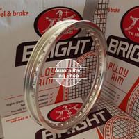 Velg TK Bright 16 x 185 Hole 36 warna Silver