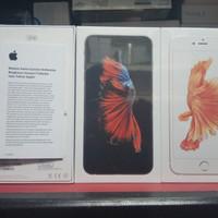 iPhone 6s plus 32GB garansi Resmi iBox