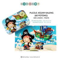 Puzzle Jigsaw Kayu Kaleng 60 Pcs (6x10) L07