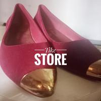 Sepatu Flatshoes/Wedges Merk Bata