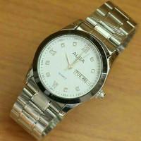 Jam tangan pria, Alba tgl & hari aktif/on, limited edition, kw super