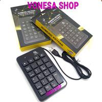 Mini keyboard angka keyboard akunting numeric keypad