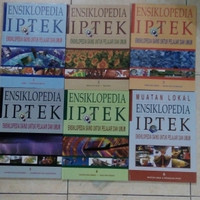 Original ENCYCLOPEDIA IPTEK 6 Buku