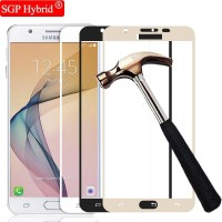 TEMPERED GLASS WARNA FULL SAMSUNG J2 PRO 2018 ANTI GORES KACA J2PRO