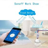 Sonoff Basic WiFi Wireless Switch Smart Home IoT