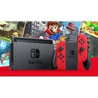 Jual CONSOLE NINTENDO SWITCH Super Mario Odyssey Switch Bundle+1 Extra Game Murah