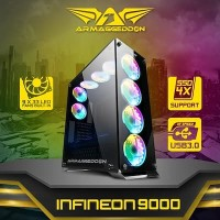 CASING PC / KOMPUTER GAMING ARMAGGEDON INFINEON 9000
