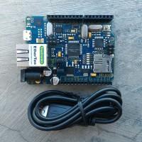 Jual EtherTen Arduino with onboard Ethernet
