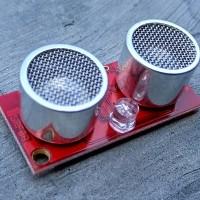 Jual Devantech SRF08 Ultrasonic Range Finder