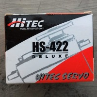 Jual Hitec Deluxe HS 422 Servo Motor