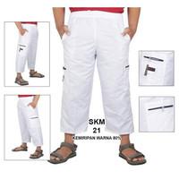 Celana Panjang Cargo katun Pangsi  | Sirwal pria,kantor,kerja,kuliah