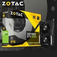 ZOTAC GeForce GTX 1050 Ti OC Edition 4GB DDR5