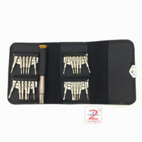 Obeng Set 25 In 1 Service Tool Hp Iphone 4/5/6 Macbook Pro
