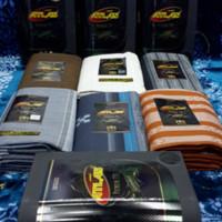 Sarung Atlas Premium Songket 770 5500  Benang Tenun Eksklusif Exclusiv