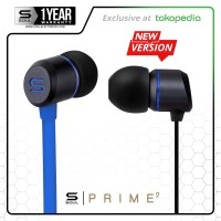 PRIME (Mini) Optimal Acoustics In-Ear Headphone Earphone SOUL Blue