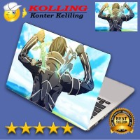 Garskin Laptop Sword Art Online 10 Skin Laptop Stiker Laptop