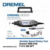 Rotary Tool Dremel 3000-2/30 Variable Speed PN F0133000PT