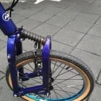 Sepeda lipat Birdy Full Suspension DISKON