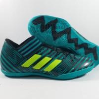 Sepatu Futsal Adidas Nemeziz 17.3 Ocean Storm IC Replika Impor
