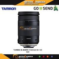 Tamron 18-400mm F/3.5-6.3 Di II VC HLD - Hitam