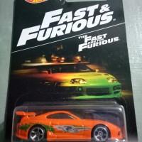 Hot Wheels HW Fast And Furious 94 Toyota Supra Orange Card Ketekuk
