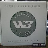 Subwoofer Jl Audio W3 V3 12 Jl Audio 12 Inch W3V3 Subwofer