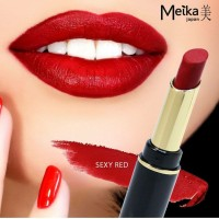Meika (Sexy Red) - Lipstick / Lipstik Matte (Jepang / Japan)