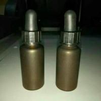 Botol kaca piepet DOVE 20ml (bh) / botol serum 18cc