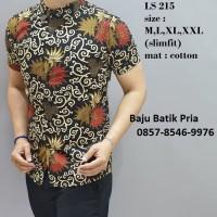 Gaun Batik - Batik Solo - Contoh Baju Batik